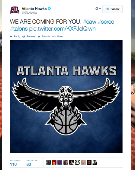 Deadspin Twitter takeover Atlanta