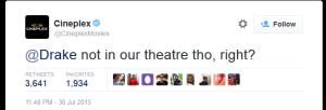 Drake beef Twitter