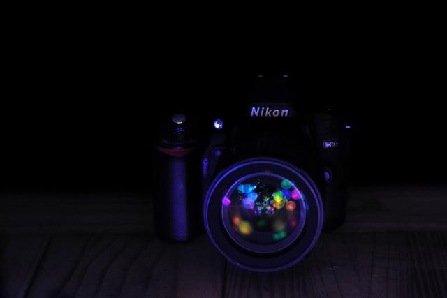 Nikon lens bokeh